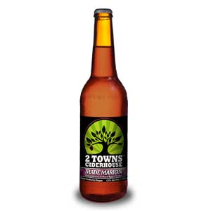 2 Towns Ciderhouse presents Made Marion