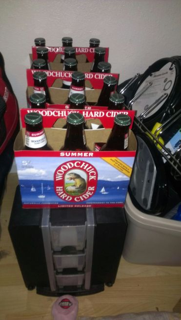 Woodchuck Summer Cider