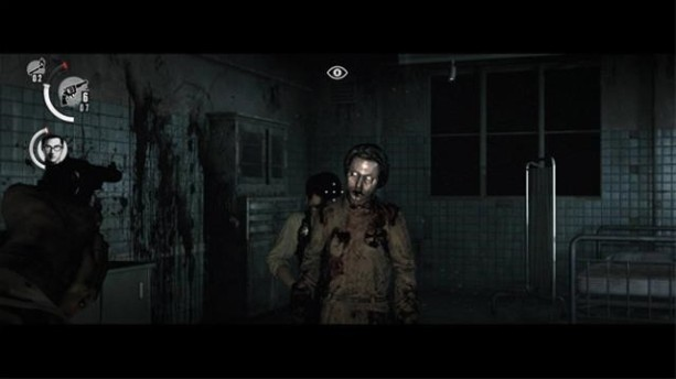 The Evil Within Zombie Shufflers