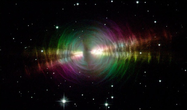 The Egg Nebula
