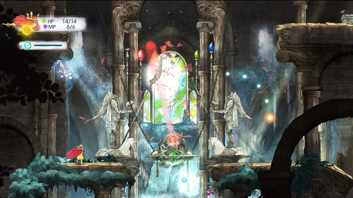 Child of Light Puzzles