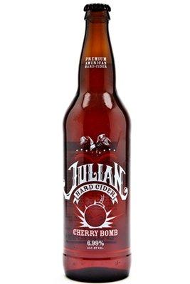 Julian Hard Cider Cherry Bomb