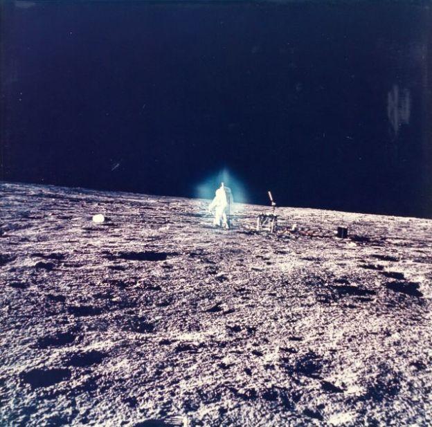 NASA Lunar Photos