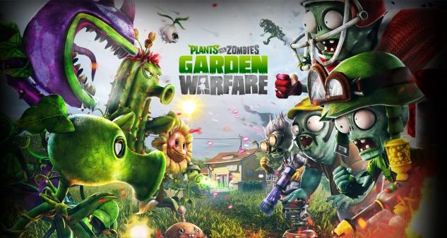 PVZ Garden Warfare