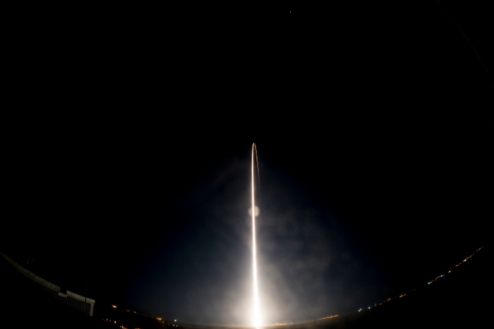 Atlas V MMS Launch - NASA